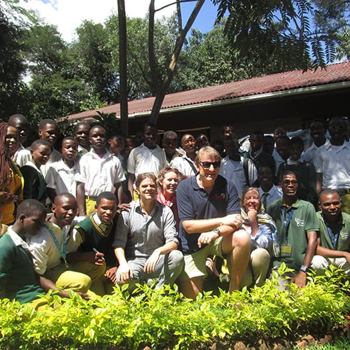 About Lilongwe Wildlife Trust