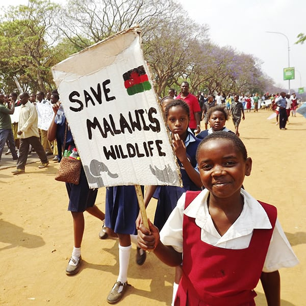 Conservation Education Malawi