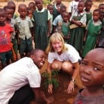 Tree planting in local communities