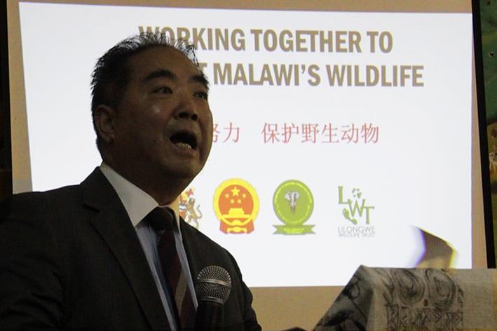 Chinese Embassy Partnership