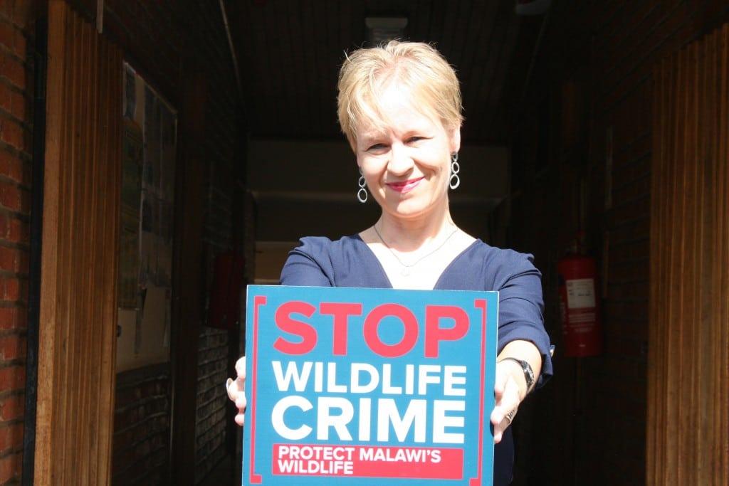 UN PRAISES MALAWI'S STOP WILDLIFE CRIME CAMPAIGN - Lilongwe Wildlife