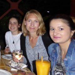 Andreea Tanasa, Romania – August 2015
