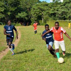 FOOTBALL STARS PLEDGE TO PROTECT KASUNGU'S WILDLIFE