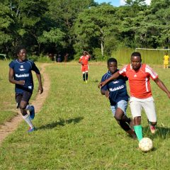 FOOTBALL STARS PLEDGE TO PROTECT KASUNGU'S WILDLIFE