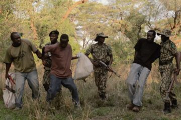 NEW CAMPAIGN WARNS PEOPLE AGAINST EATING BUSHMEAT