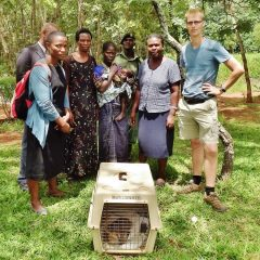 COMMUNITY ACHIEVEMENT FOR DUIKER RESCUE