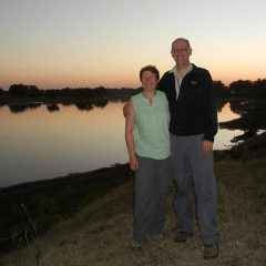 Marie & Kevin Dixon, 42& 47, England – May 2015