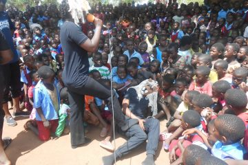 BRINGING LION PRIDE TO DISTRICTS ACROSS MALAWI