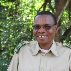 BRIGHTON KUMCHEDWA WINS TUSK AWARD FOR CONSERVATION IN AFRICA