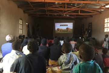 """""""Lions are part of nature… and must be protected,"""" Mkango project reaches Kasungu"""