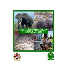 MALAWI LAUNCHES ILLEGAL WILDLIFE TRADE ASSESSMENT