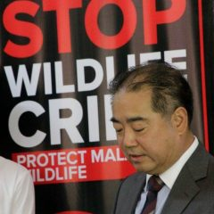 CHINA SUPPORTS MALAWI'S 'STOP WILDLIFE CRIME' CAMPAIGN