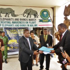 MALAWI GOVERNMENT RESPONDS TO THE STOP IVORY PETITION