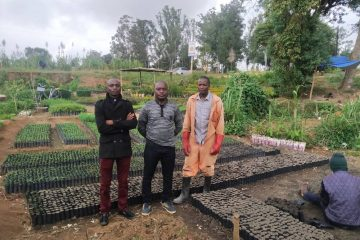 FROM SCHOOLS TO PRISONS: EXPANDING OUR ENVIRONMENTAL EDUCATION PROGRAMME