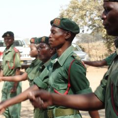 CELEBRATING WORLD RANGER DAY