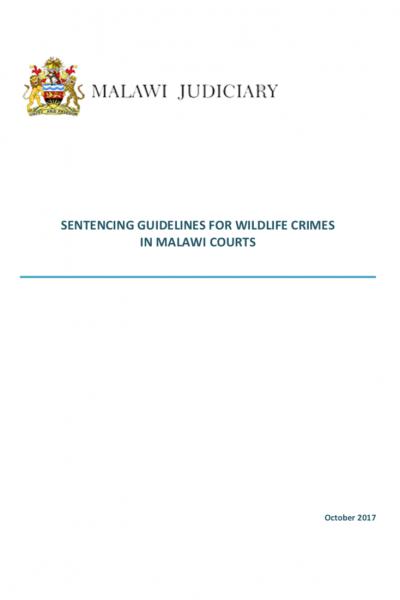 Sentencing Guidelines 2017