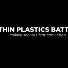 FIRST CONVICTION SECURED UNDER PLASTIC BAN