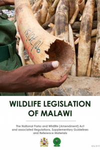 Wildlife Legislation document cover
