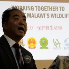 CHINA PLEDGES TO HELP PROTECT MALAWI'S WILDLIFE