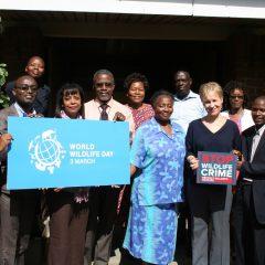 UN PRAISES MALAWI'S STOP WILDLIFE CRIME CAMPAIGN