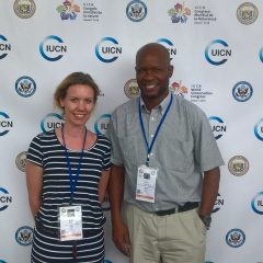LWT ATTENDS IUCN CONFERENCE
