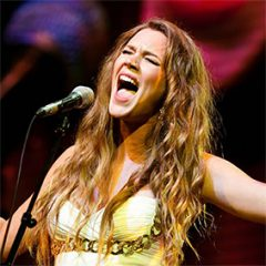 OUR AMBASSADOR, JOSS STONE!