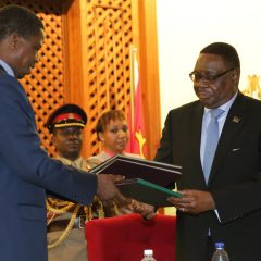 MALAWI-ZAMBIA WILDLIFE TREATY SIGNED