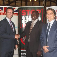 UK GRANTS K310 MILLION FOR WILDLIFE CRIME INVESTIGATION