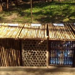 THE WILDLIFE CENTRE BECOMES A RECYCLING HUB