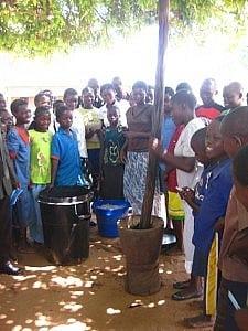 training local school